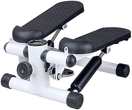 Bicicleta de spinning máquina de pasos con las cintas de ...