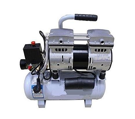 GOWE más compresor de aire silencioso sin aceite 550 W 1380r/min para OCA laminador antiburbujas quitar electroestimulación tallerheels Infratex separador: ...