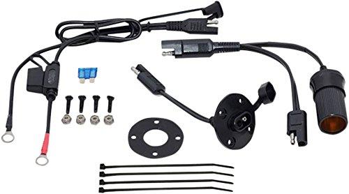 POWERLET Luggage Power Kit Black PTB-004 48 inch
