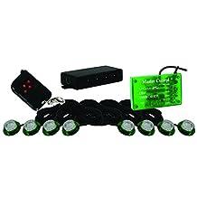Vision X HIL-Stg Green Led Strobe and Rock Light Kit