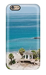 Iphone 6 Hard Back With Bumper Silicone Gel Tpu Case Cover Tenerife Holidays