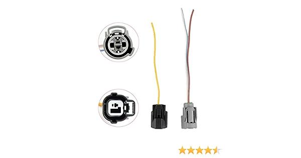 VTEC Oil Pressure Switch /& Solenoid Plug Pigtail Kit Fits Honda Civic Prelude