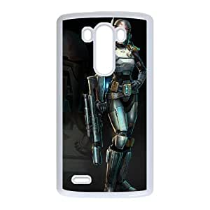 Star Wars The Old Republic LG G3 Cell Phone Case White present pp001_7910510