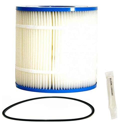Nu-Clear Inland Seas Canister Filter Replacement Cartridge, 100 Micron, with O-Ring & Lubricant Bundle
