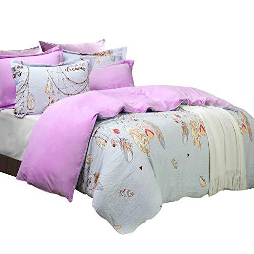 - TEALP Dreamcatcher Duvet Cover 3 Pieces Bedroom Bedding Collections King, NO Comforter