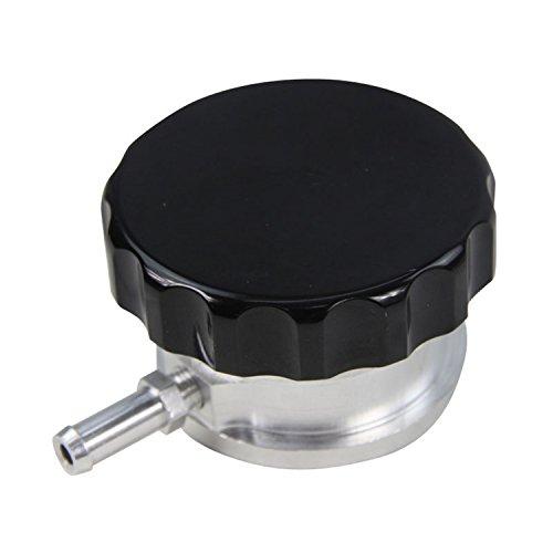 Billet Aluminum Filler Neck (Primecooling Weld On Radiator Filler Neck Billet Aluminum +Free Radiator Cap 1.1 BAR)