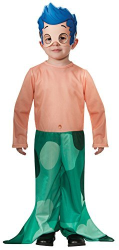 Rubies Bubble Guppies Gil Costume, Toddler Size by Bubble Guppies