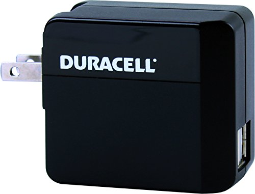 Duracell DRACTAB Compact Universal Tablet Charger, 20 Watt