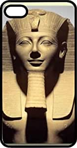 Egypt Pharaoh King Tut Tinted Rubber Case for Apple iPhone 4 or iPhone 4s