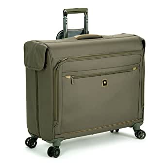 Delsey Luggage Helium X'Pert Lite 2.0 Spinner Trolley Garment Bag, Green, One Size