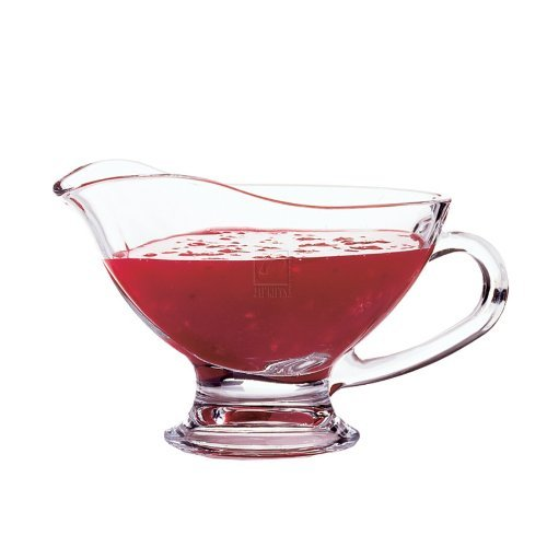 Home Essentials Glass Gravy Boat, - Glass Gravy Boat