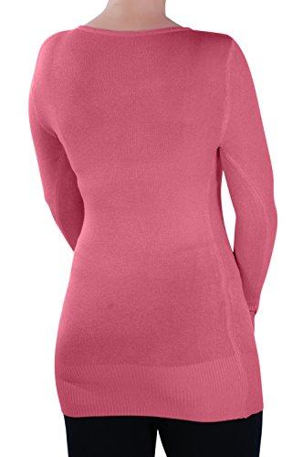 Maille V Tricot Pullover En Base De Col EyeCatch Femmes Fine n4aYIqI6