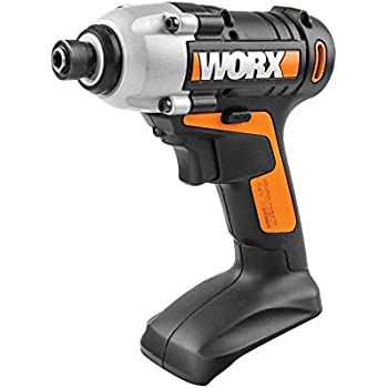 WORX WX290L.9 20V MaxLithium Cordless Impact Driver, Tool Only