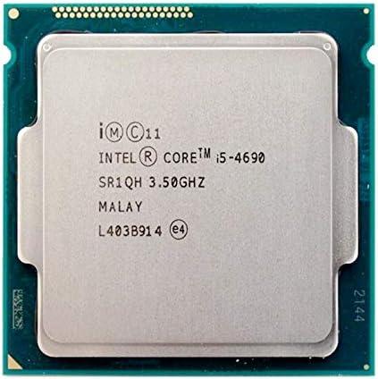 وحدة المعالجة المركزية - معالج انتل كور i5 4690 وحدة المعالجة المركزية 3.50 جيجاهيرتز مقبس 1150 رباعي النواة SR1QH