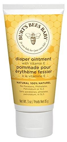 Burt's Bees Baby 100 Prozent Natürliche Wundsalbe, gegen Windelausschlag - 85 g Tube