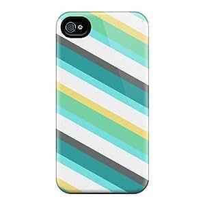 (nNXgraW3675tTOLc)Diy Protecti For Samsung Galaxy S5 Mini Case Cover (blue Stripes Pattern)