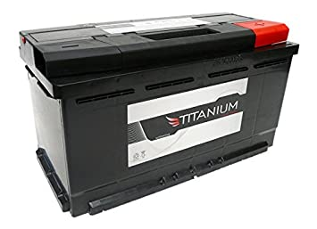 096R Titanium Car Battery 12V 70Ah - Fast & Free Delivery