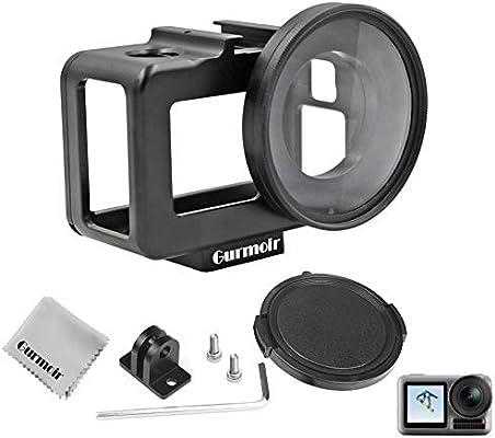 Gurmoir Housing Hollow Frame Aluminum Alloy Case Compatible with DJI
