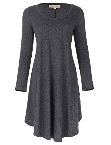 womens-long-sleeve-loose-fit-casual-dress-sgrey