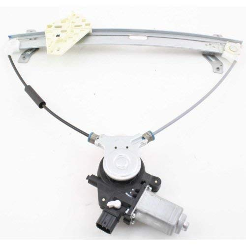 Price comparison product image Garage-Pro Window Regulator for HONDA ACCORD 03-07 FRONT RH Power w / Motor 2-Door Coupe
