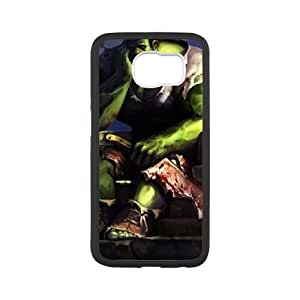Samsung Galaxy S6 Cell Phone Case White League of Legends DrMundo Eqowm