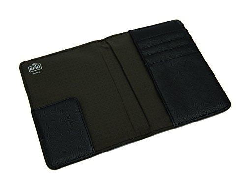 415bE4wTnvL - Samsonite RFID Passport Wallet, Black
