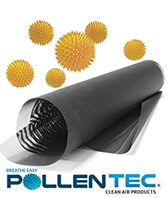 PollenTec Clean Air Window Screen