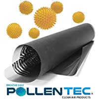 PollenTec Clean Air Window Screen (30 x 10) - 1 Pack