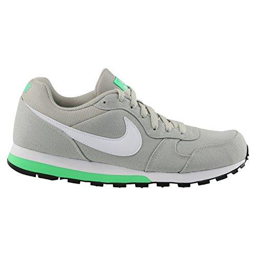 Runner Mujer Wmns Green Nike Zapatillas Grey De pale white Md Entrenamiento 2 Gris electro 0ETqdw6q
