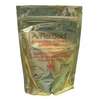 Avitech AviFlax Gold 8 Oz by Avitech