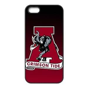 Crimson Tide Fashion Comstom Plastic case cover For Iphone 5s