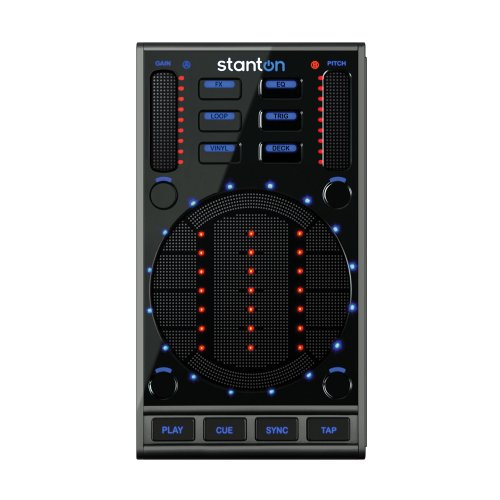 Stanton SCS3D DaScratch Digital DJ Control Surface