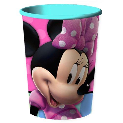 Minnie Mouse Party Souvenir Cup - Minnie 16 Oz Plastic Souvenir Cup ()