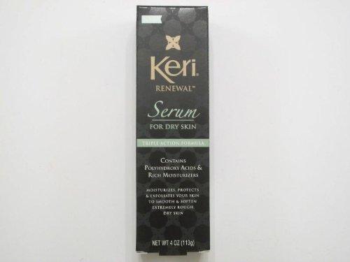 (Keri renewal serum for dry skin triple action)