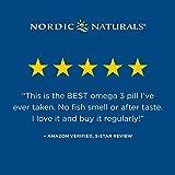 Nordic Naturals Ultimate Omega, Lemon Flavor - 1280 mg Omega-3 - High-Potency Omega-3 Fish Oil with EPA & DHA - Promotes Brain & Heart Health - Non-GMO