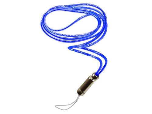 "Blue Necklace 15"" Strap Blue Necklace 15"" Strap"