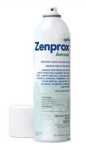 Zenprox Aerosol 16 Oz. (6 cans) by Zenprox