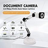 Document Camera,8MP USB Document Camera for