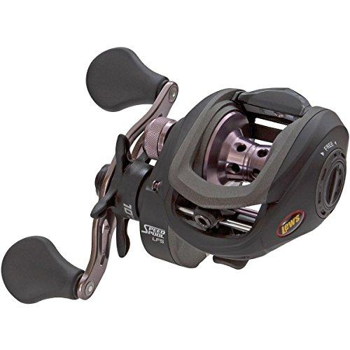 Lews Fishing Speed Spool LFS Baitcast Reel, 7 oz./120 yd./12 lb./7.5:1
