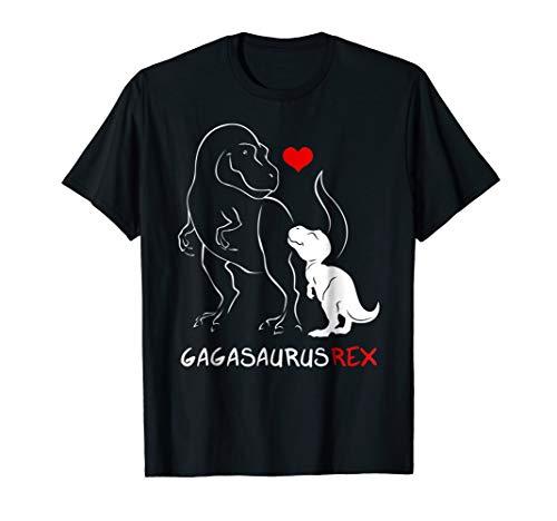 Gagasaurus Rex T shirt T rex Gaga Saurus Dinosaur Women Gift -