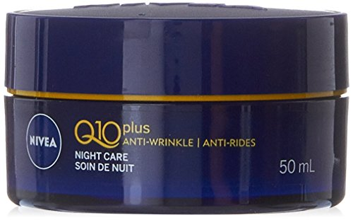 Beiersdorf NIVEA Q10 plus Anti-Wrinkle Night Care 50ml