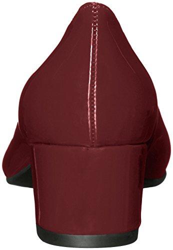 Aerosol Womens Compadre Pump Rosso Patent