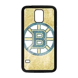 Boston Bruins Samsung Galaxy S5 Cell Phone Case Black 6KARIN-171365
