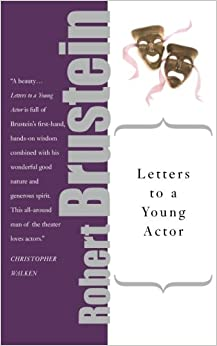 Book Letters to a Young Actor (Art of Mentoring)