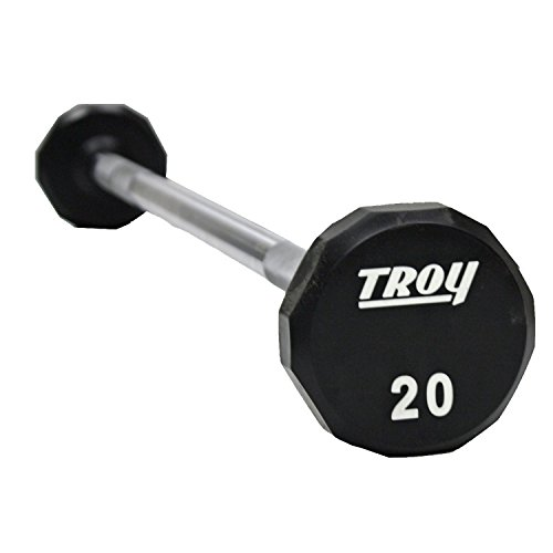 Troy Urethane 12 Sided Barbell