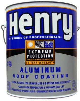HENRY HE558107 Gal Aluminum Roof Coating
