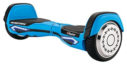 (Razor Hovertrax 2.0 Hoverboard Self-Balancing Smart Scooter - Blue)