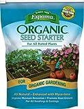 Espoma Co. SS16 16-Quart Organic Seed Starter Premium Potting Mix