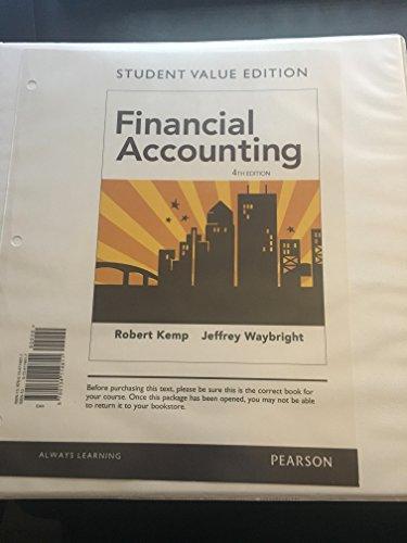 Financial Accounting (Looseleaf)