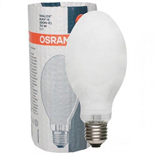 À vapeur de sodium haute pression lampe E27/70W, externe, VIALOX ® NAV ®-E